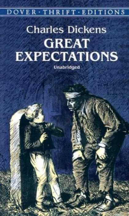 Charles Dickens Books - Great Expectations (Dover Thrift Editions)