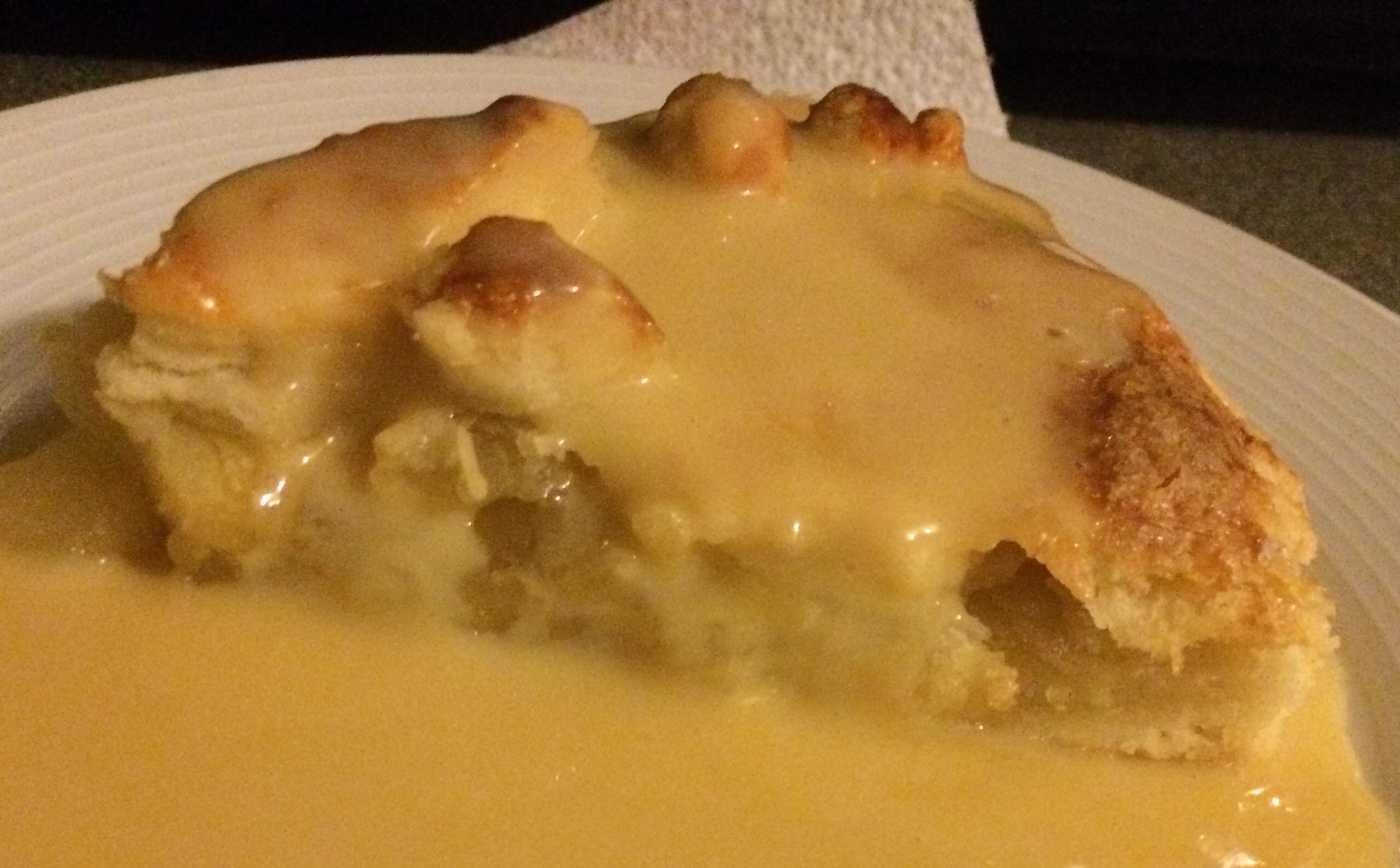 Apple Pie on a Plate ????