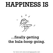 Enjoy the Full Benefits of a Hula Hoop