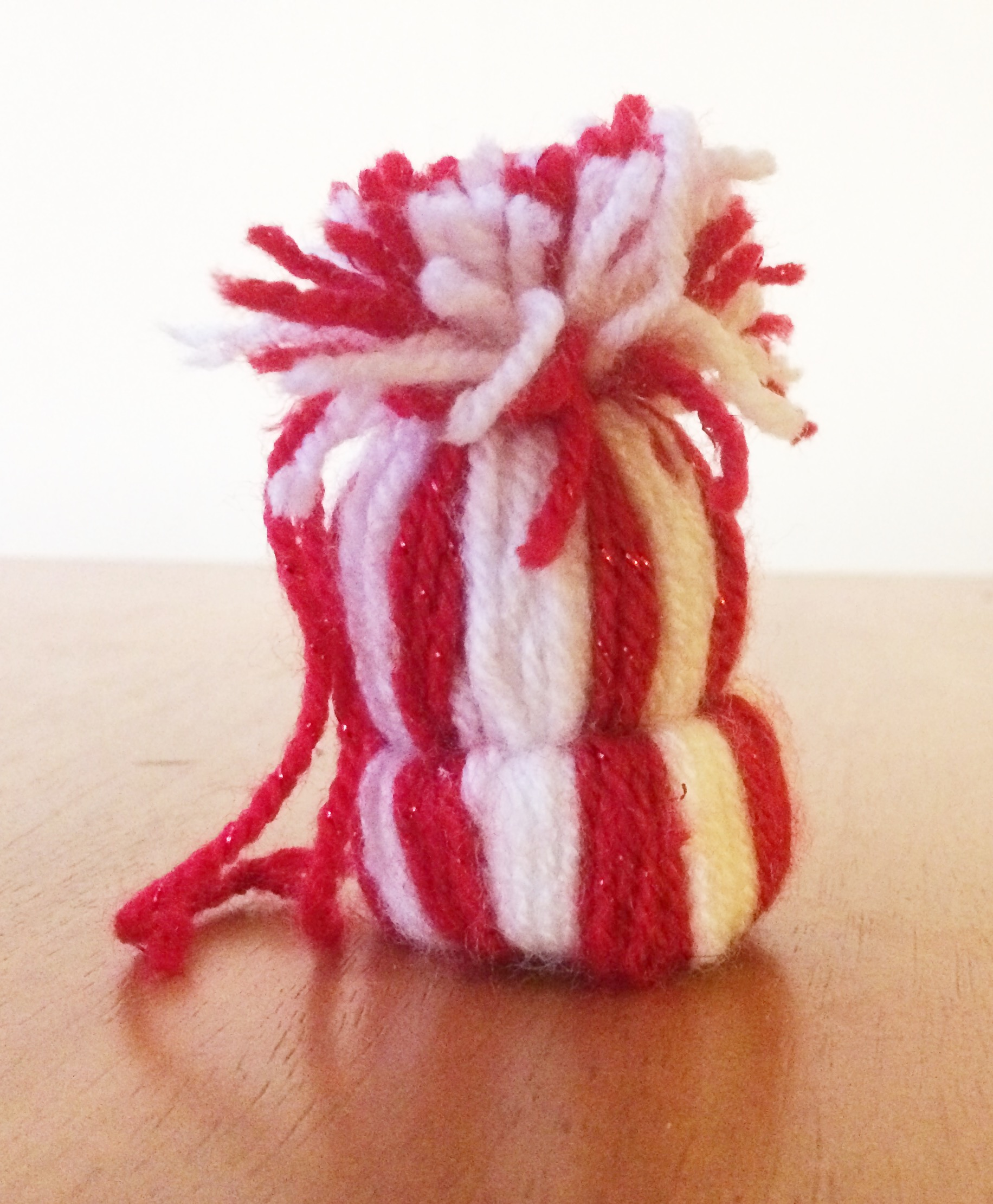 Bauble Woolly Hats for Cats (I mean Christmas Trees!)