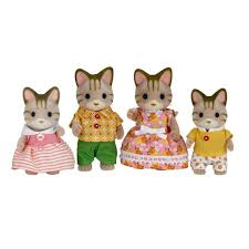 My Mother's Sylvanian Family
