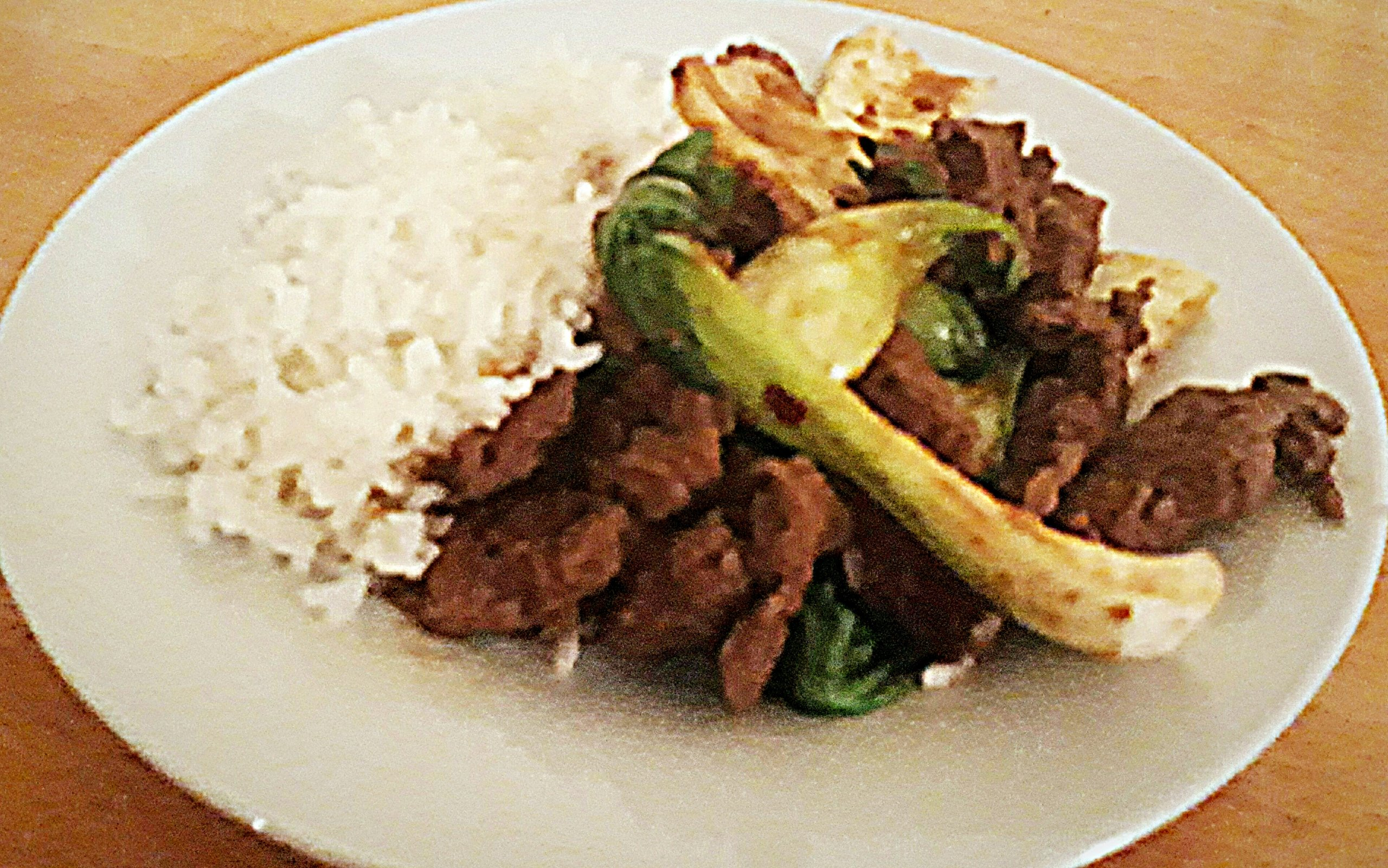 Low Fat Chilli Beef