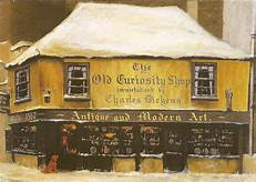 The Old Curiosity Shop/Book Review