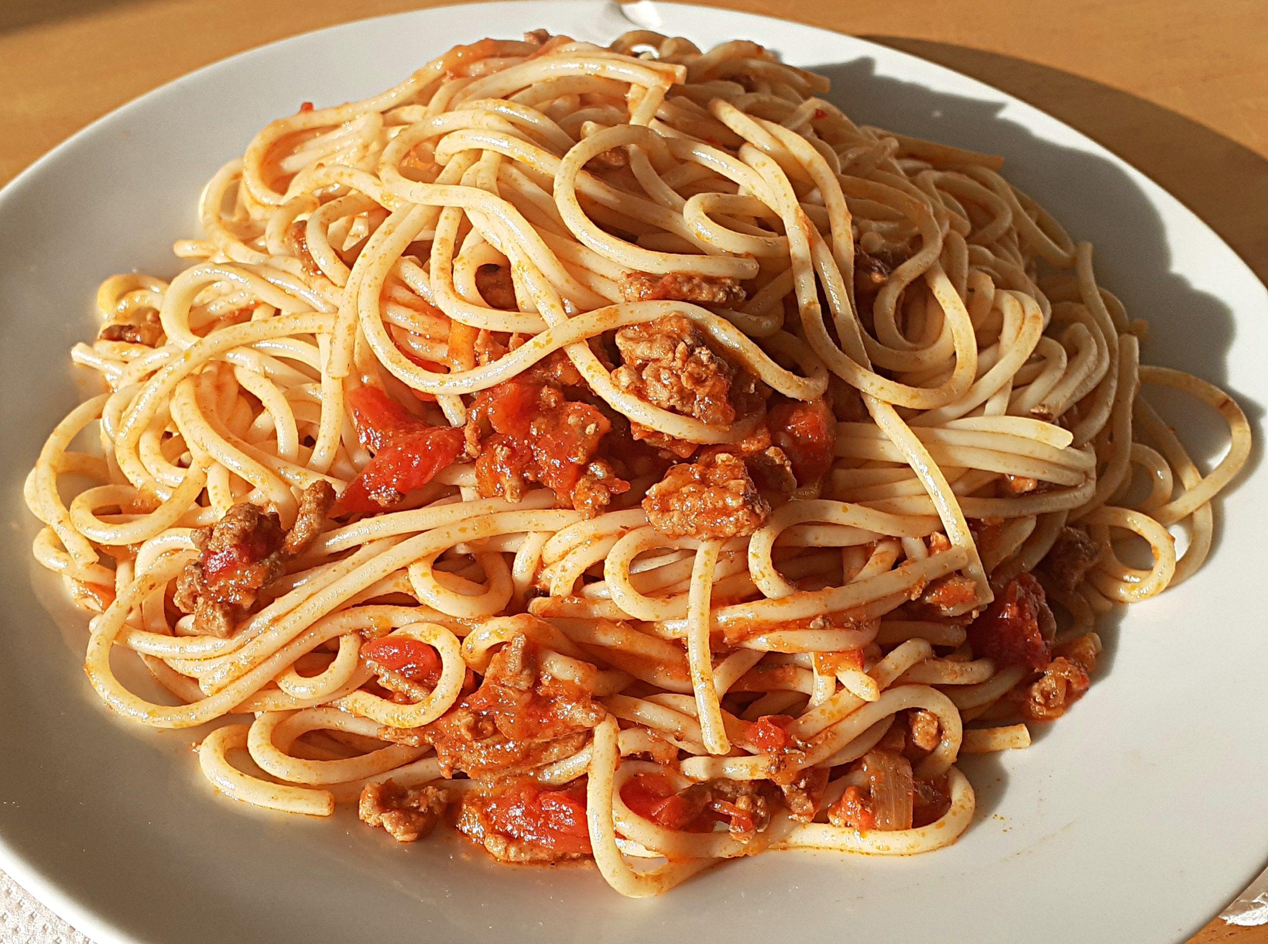 Annarita's Spaghetti Bolognese