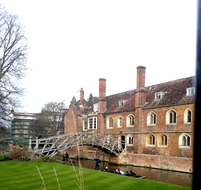 Photo Story #2 – Mathematical Bridge, Cambridge